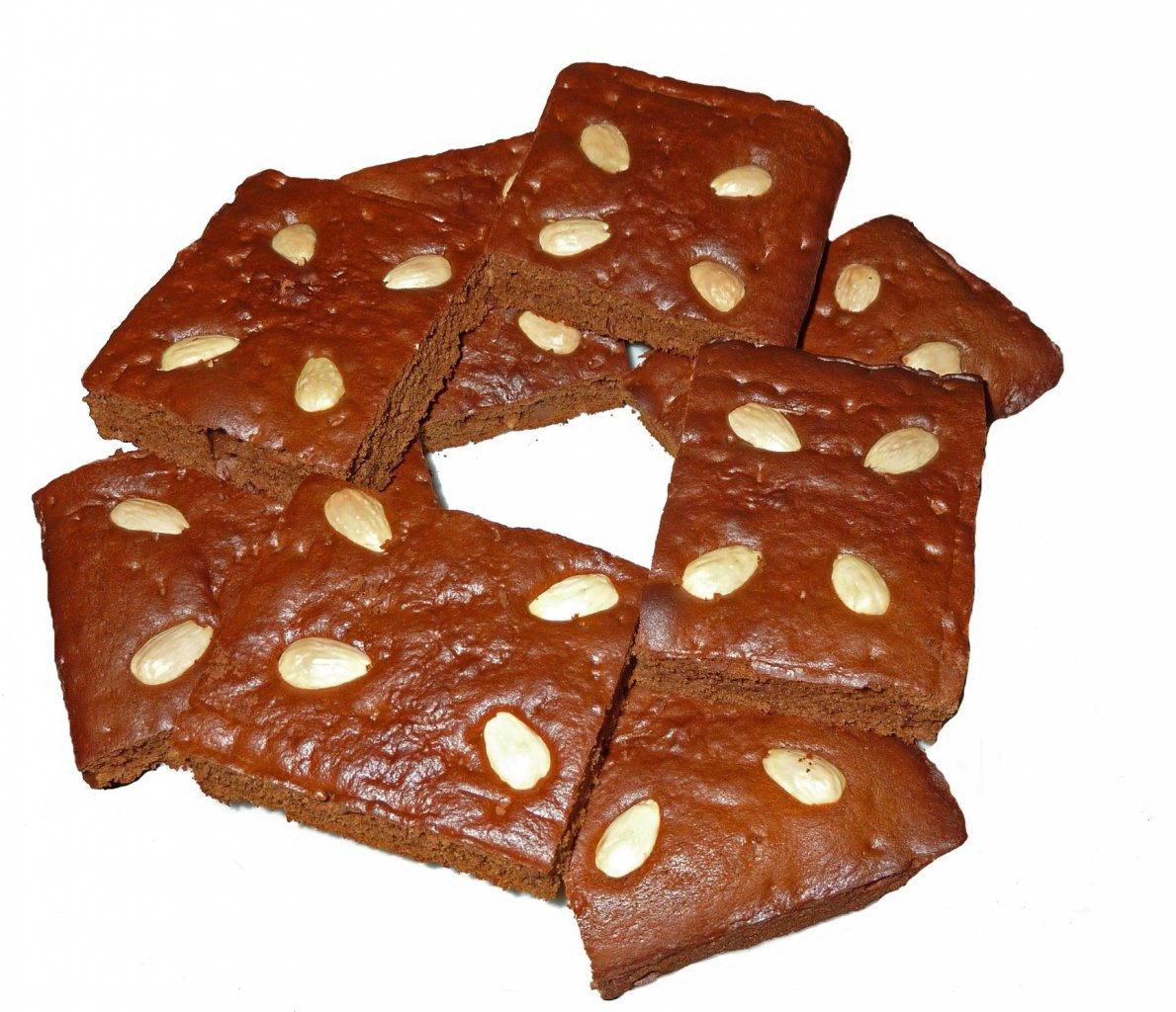 Honiglebkuchen - Gingerbread